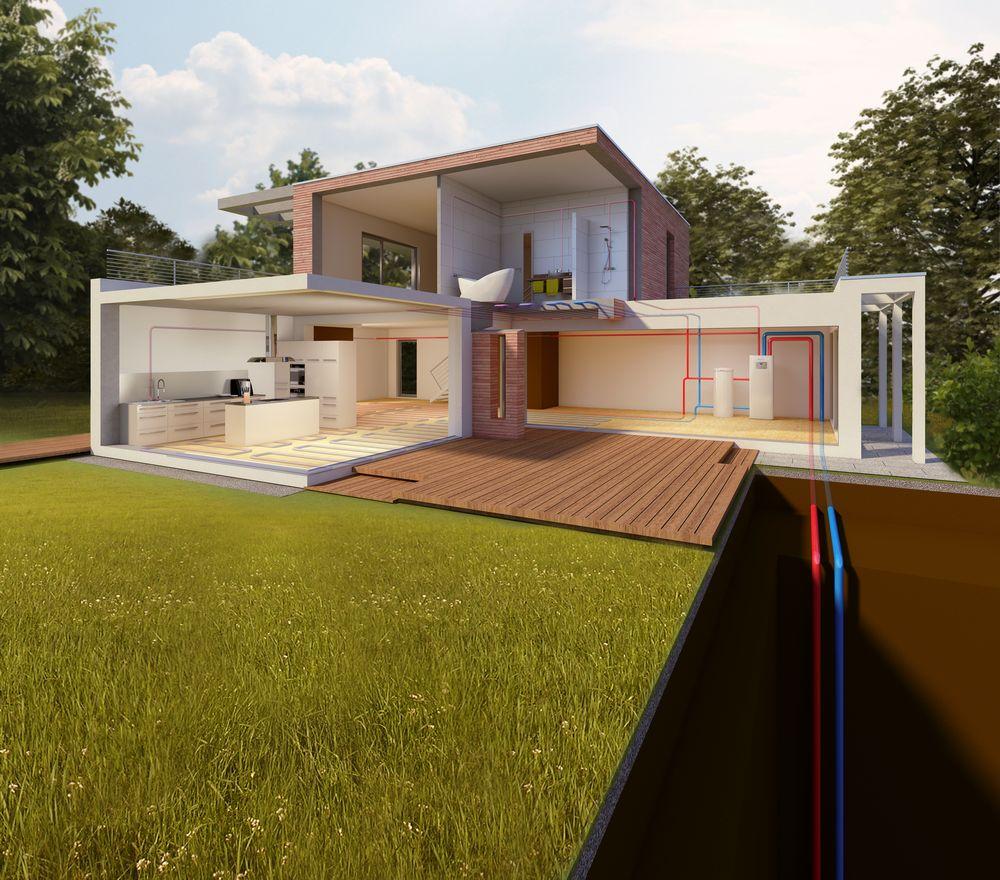 w rmepumpe kosten funktionsweise f rderung heizkosten sparen. Black Bedroom Furniture Sets. Home Design Ideas