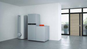 Heizungsmodernisierung Wärmepumpe