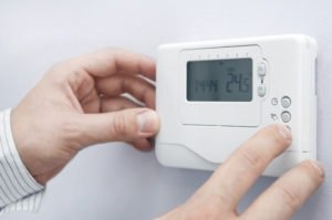 programmierbares Thermostat